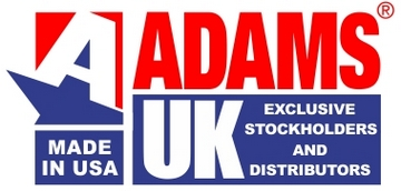Adams UK logo exclusive-suction cups direct