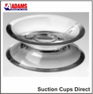 Double sided suction cups-www.suctioncupsdirect.co.uk