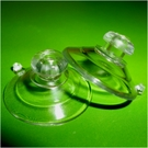 Suction cups with mushroom head and top pilot hole-22mm-Suction Cups Direct