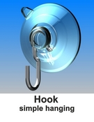 suction cups with hook-www.suctioncupsdirect.co.uk
