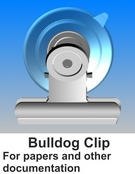 suction cups with bulldog clip-www.suctioncupsdirect.co.uk