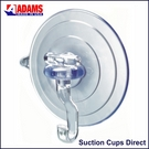 Heavy duty suction cups with standard hook-Suction Cups Direct