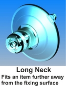 suction cups with long neck-www.suctioncupsdirect.co.uk