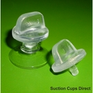 suction cups with large thumb tack-www.suctioncupsdirect.co.uk