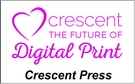 Crescent press-suction cups