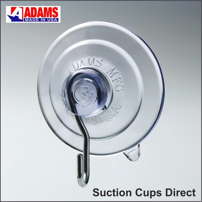 Suction Cups With Hooks Hang Items On Windows