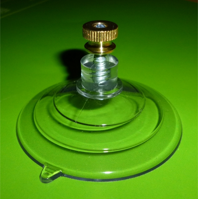 Suction Cups For Window Signs And As Tractor Window Guards