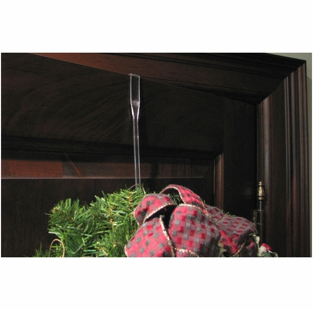 ... Wreath Hook For Wooden Doors. Enlarge ...