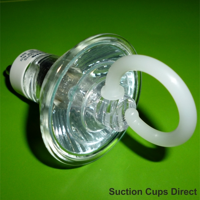 Light Extractor Tool : Suction cup halogen light bulb removal tool cups