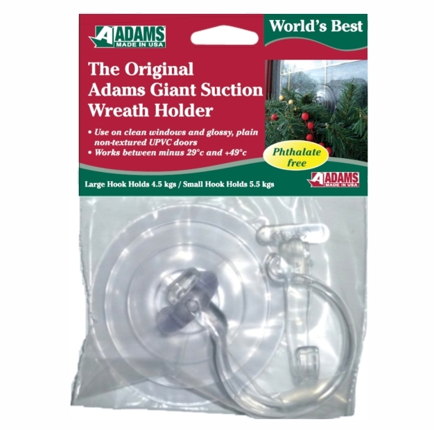 Suction Wreath Hanger For Upvc Doors Suction Cups Direct