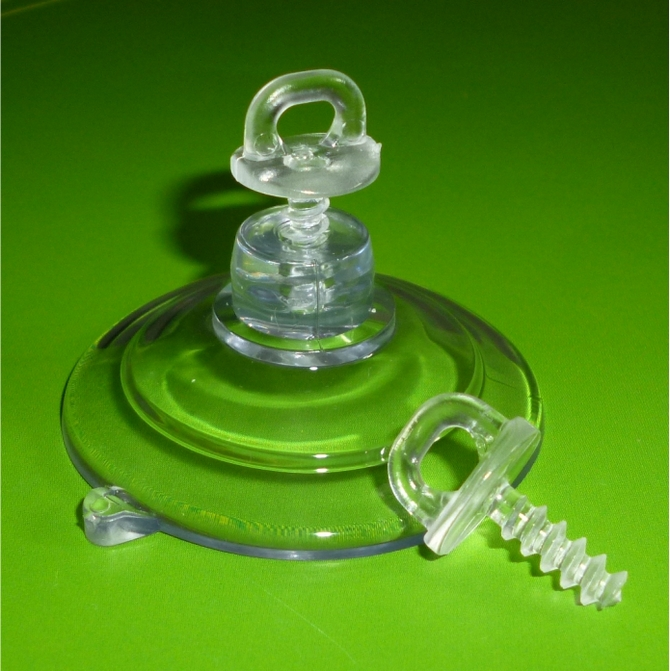 Suction Cups With Thumb Screw For Posters Suction Cups