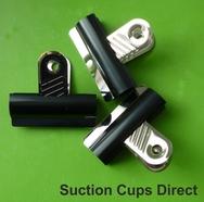 Bulldog Clips. Premier Grip Bulldog Clips. 30mm x 10 pack.