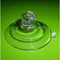 Suction Cups with Side Pilot Hole. 6.1mm diameter Hole. 47mm x 100 pack