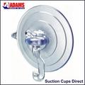 Bulk Heavy Duty Suction Cups with Standard Hook. 85mm x 100 bulk pack