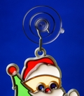 Christmas Suction Hooks for Windows. 47mm x 10 pack
