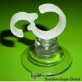 Suction Cup LED and Rope Light Window Clips. 32mm x 20 pack