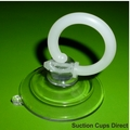 Bulk Adams Medium Suction Cups with Loop. 47mm x 500 pack.