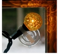 Suction Cups with LED or Rope Light Holder. 32mm x 4 pack