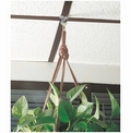 Ceiling Hooks for Suspended Ceilings. Hang Signs, Banners and Hanging Baskets. 4 pack.
