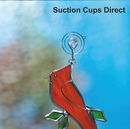 Mini suction cups with hooks. 22mm diameter. Holds 0.22kgs.
