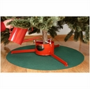Drymate Absorbent Christmas Tree Mat. Green. 2 pack.