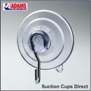 Bulk Suction Hooks. 47mm x 500 manufacturer bulk box.