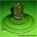 Bulk Heavy Duty Suction Cups. Narrow Top Pilot Hole. 85mm x 500 pack
