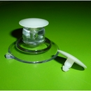 Suction cups with barbed gripper thumb tack. 32mm. Posters upto 2mm